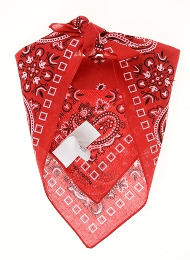 Koton Kids Bandana Kırmızı